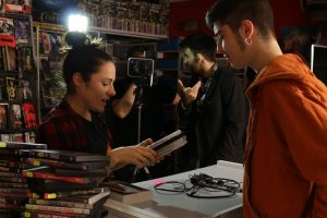 workshop tecnicas cinematográficas