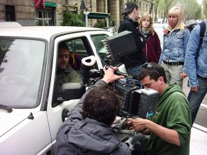 Panzer chocolate Pelicula