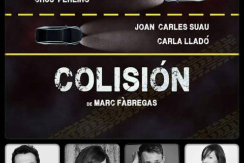 Colision pelicula Marc Fabregas