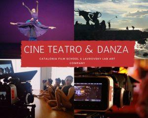 curso de cine teatro y danza